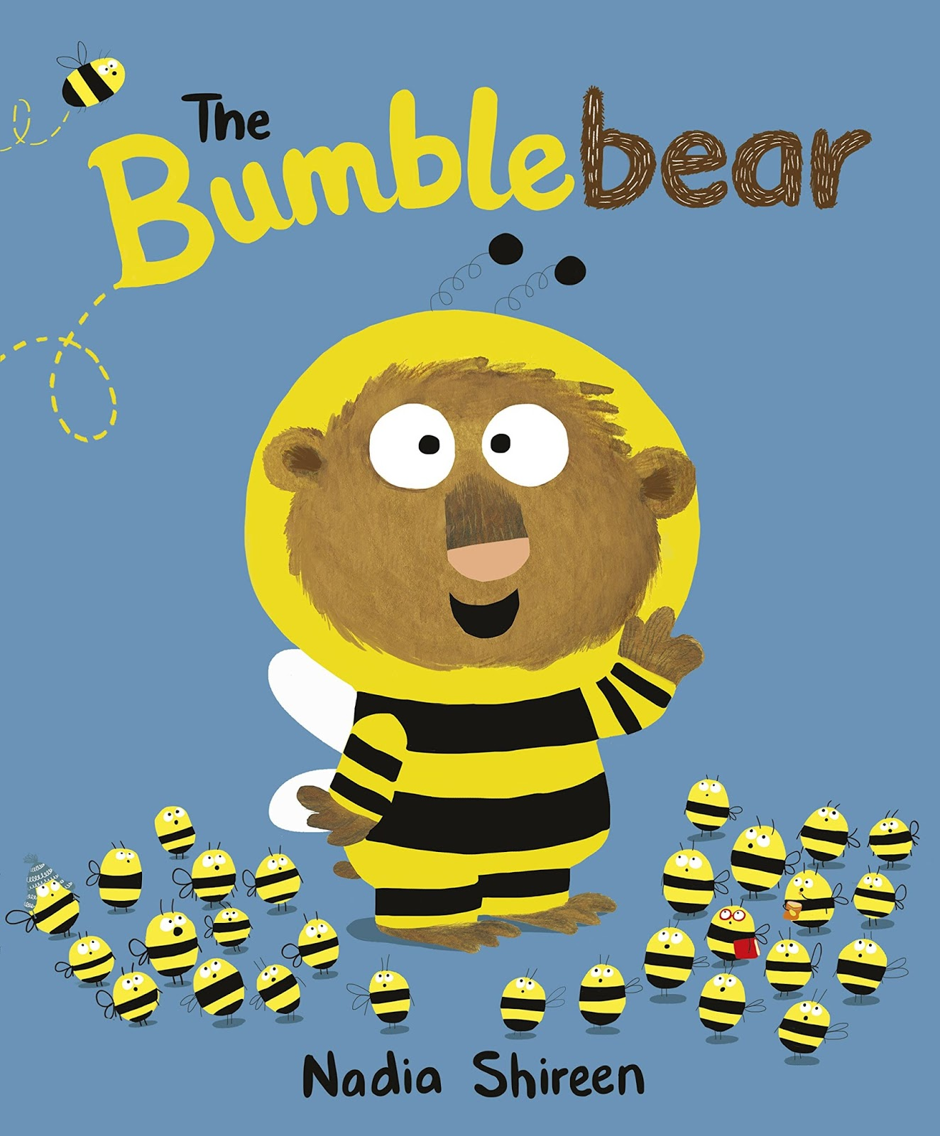 Image result for bumble bear book