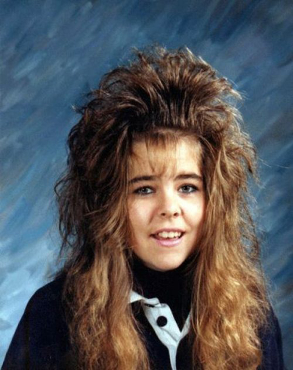 40 Funny Yearbook Photos From The 1980s And Early 1990s