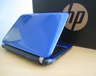netbook bekas hp mini 110 4100