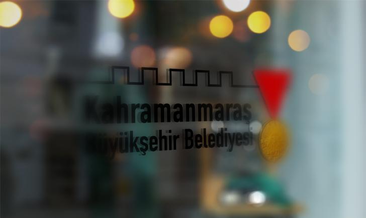 Kahramanmaraş Büyükşehir Belediyesi Vektörel Logosu