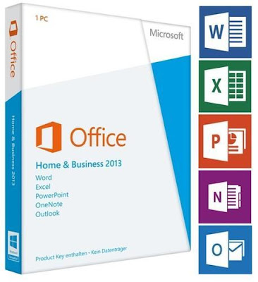 ISO Office MSDN 2013 with SP1 Original