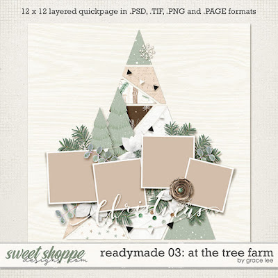 Readymade 03: At the Tree Farm