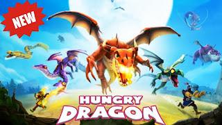 لعبة Hungry Dragon اموال غير محدودة! للاندرويد [اخر اصدار]