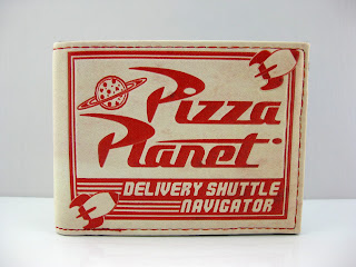 toy story pizza planet wallet