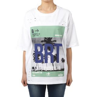 BRT T-shirt, KRW 19,900