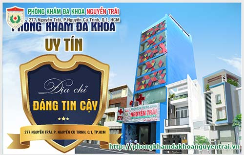 Trung tâm tư vấn phụ khoa uy tín ở TPHCM – Phòng khám Nguyễn Trãi-https://phongkhamdakhoanguyentraiquan1