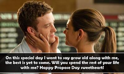 Propose Day status 2016