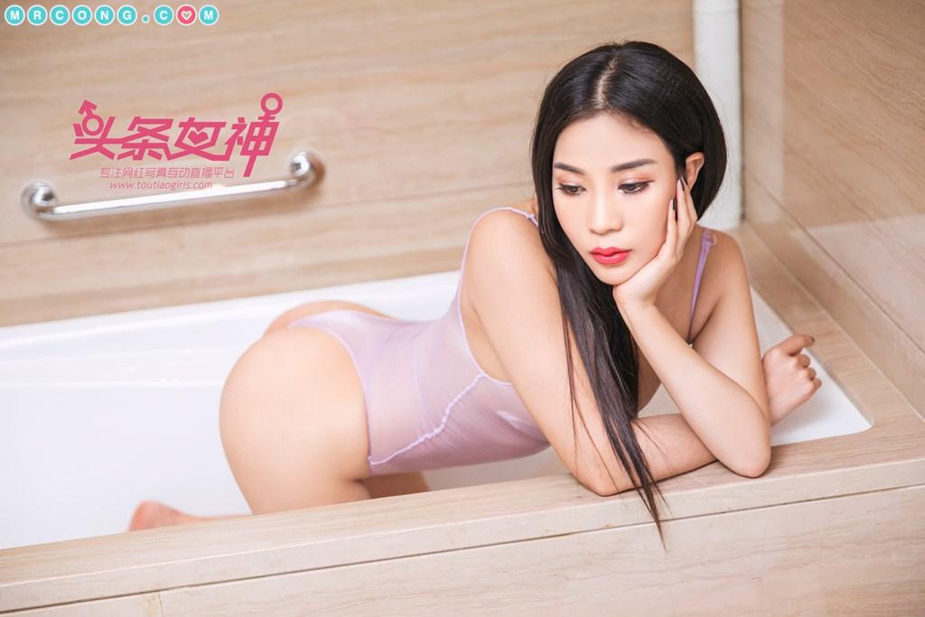 Image TouTiao-2017-12-18-Su-Mo-MrCong.com-007 in post TouTiao 2017-12-18: Người mẫu Su Mo (苏沫) (31 ảnh)
