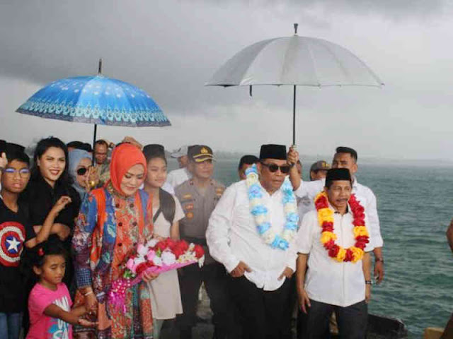Murad Ismail Akan Datangkan Investor Perikanan di Seram Bagian Barat
