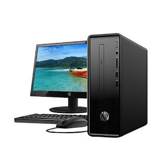 PC HP 290-P0038L-3JV92AA Intel Celeron | bali komputer - komputer murah bali