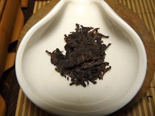 Grand Tea: Raw Pu-erh Cake Simao 1999, A Tea Review