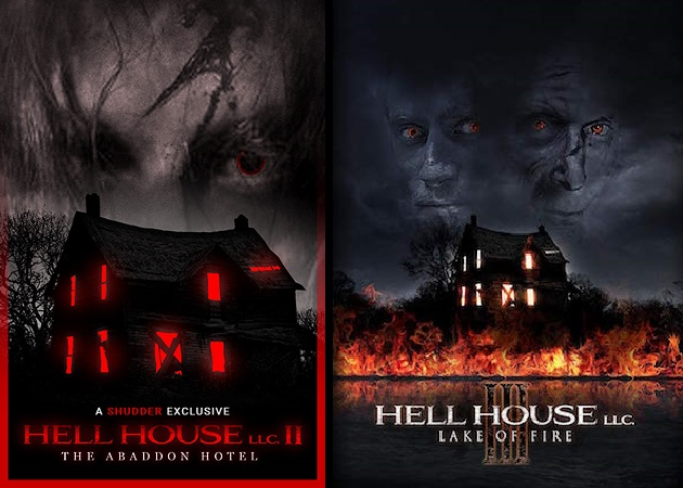 O(s) Filme(s) Achado(s) de Hoje: Hell House LLC 2 e 3