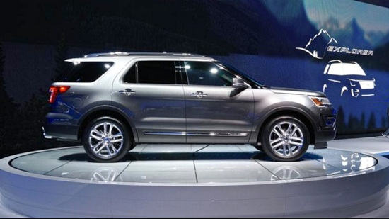 2020 Ford Explorer Platinum Redesign Specs Review Release Date | Auto ...