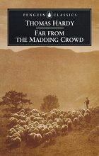 Far From the Madding Crowd by Thomas Hardy book cover