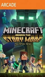 minecraft 219x300 - Minecraft: Story Mode – Season Two