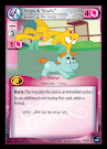 My Little Pony Snips & Snails, Joined at the Horn High Magic CCG Card