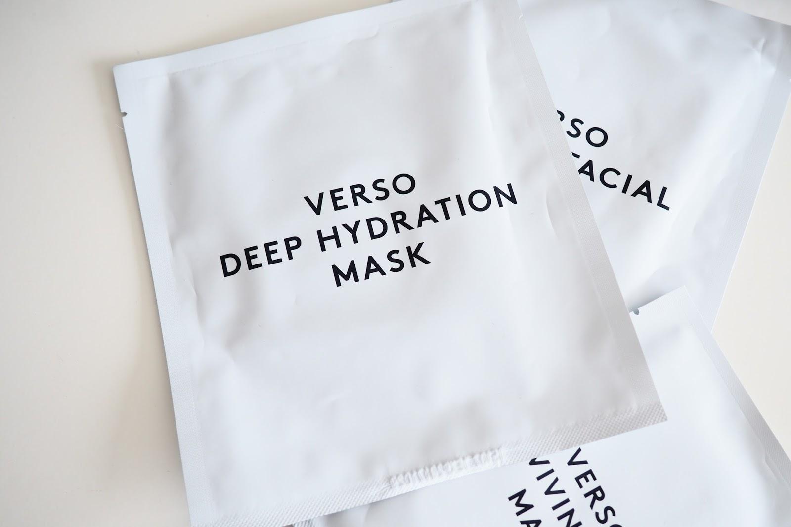verso face mask