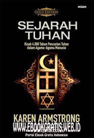 Ebook Novel [Karen Armstrong] Sejarah Tuhan - 100% Full Edisi Halaman