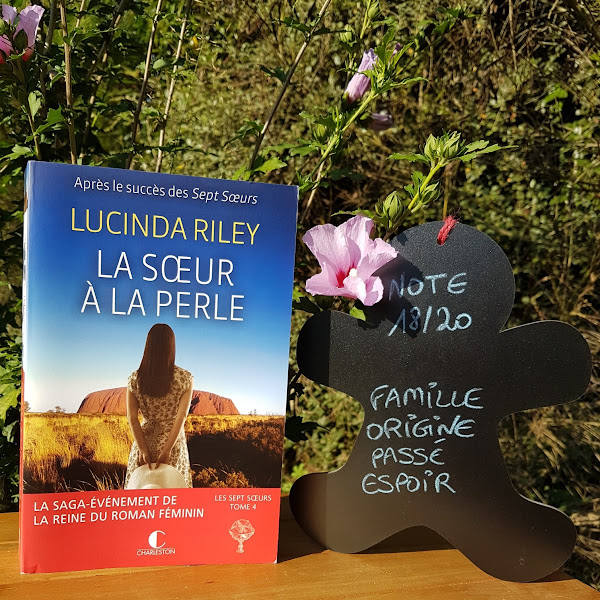 Les sept soeurs, tome 4 : La soeur à la perle de Lucinda Riley