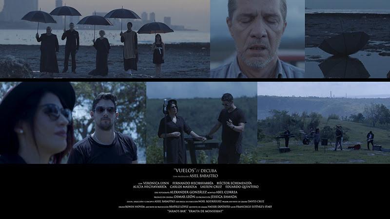 DECUBA - ¨Vuelos¨ - Videoclip - Dirección: Asiel Babastro. Portal Del Vídeo Clip Cubano