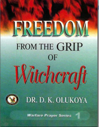 Jesus Is My Salvation: Freedom From The Grip Of Witch Craft by Dr