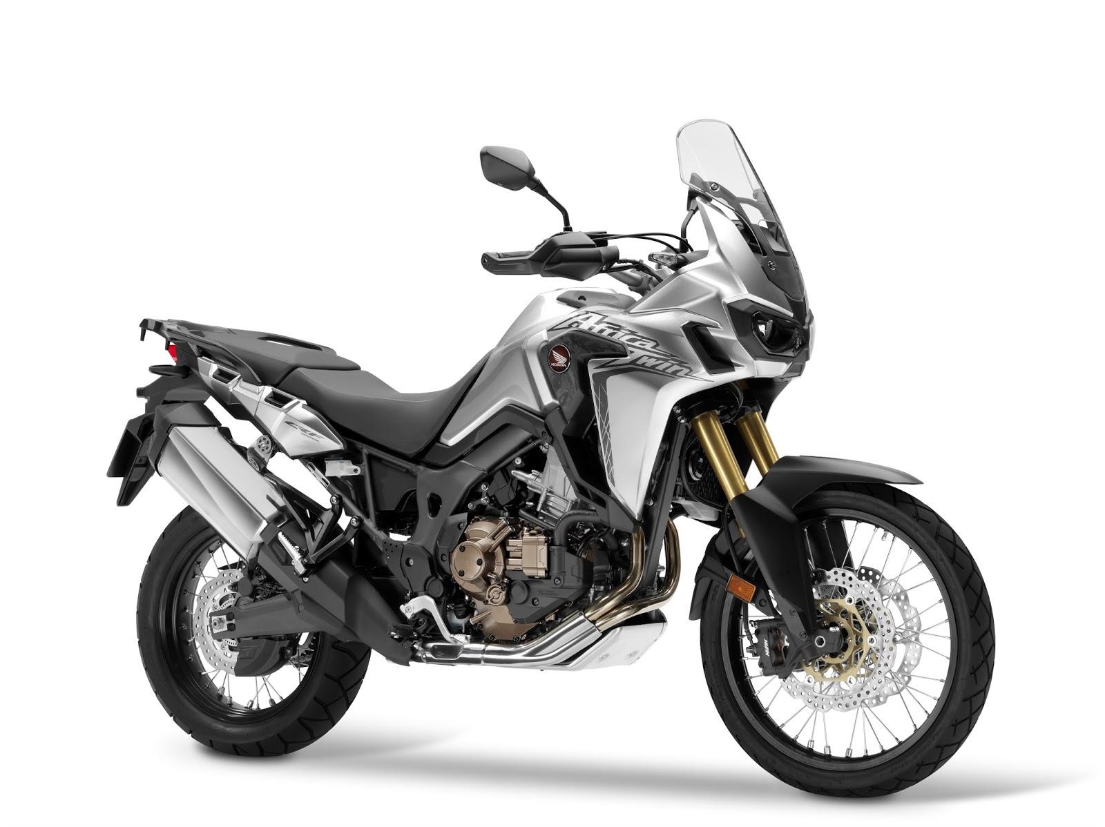 Racing Cafè: Honda CRF 1000L Africa Twin 2016
