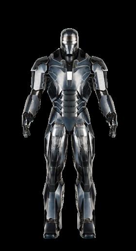 Homem de Ferro - Shotgun - Mark 40