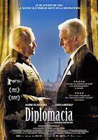 Diplomacia (2014) online y gratis