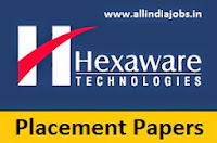 Hexaware Placement Papers