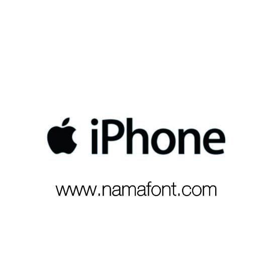 Font Nama