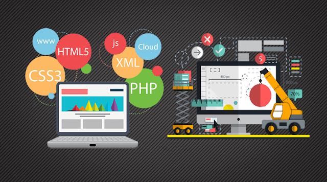 تعليم برمجة وتصميم المواقع من الصفر حتى الأحتراف مجانا