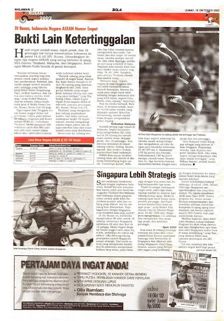 DI BUSAN, INDONESIA NEGARA ASEAN NOMOR EMPAT