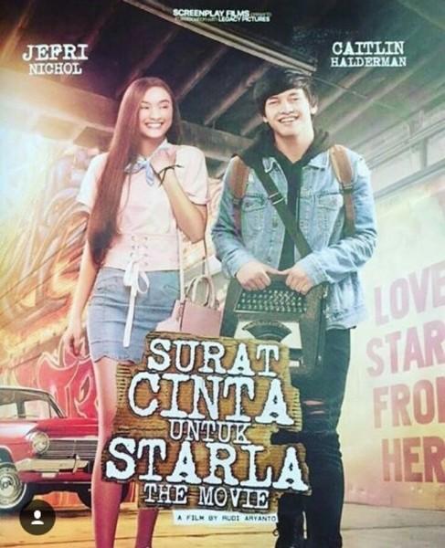 Surat Cinta Untuk Starla Film Percintaan Remaja Cocok Untuk