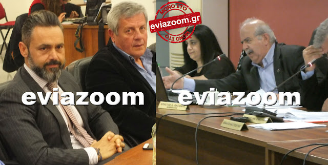 Ένταση και «γαλλικά» στο δημοτικό συμβούλιο - Παγώνης σε Μπάκα - «Η μαλακία έχει και όρια» (ΦΩΤΟ & ΒΙΝΤΕΟ)