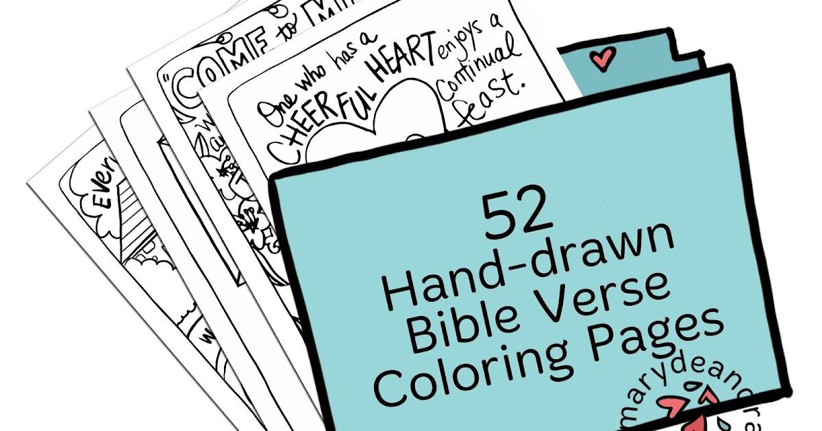 Printables - Marydean Draws