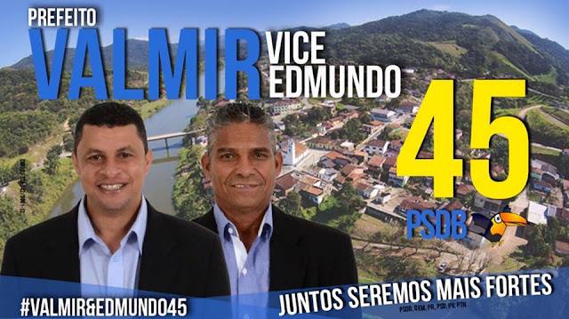 Valmir Silva é reeleito prefeito de Iporanga