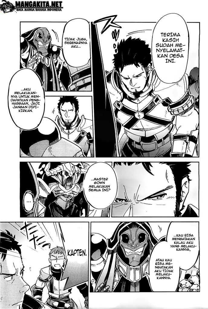 Baca Komik Overlord Chapter 3 Bahasa Indonesia
