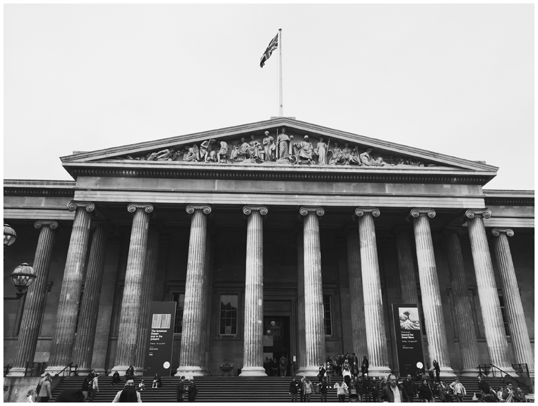 travel diary, london, british museum, bloomsbury