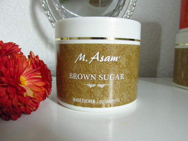 M.Asam Brown Sugar Badezucker / Sugar Bath 450ml - 19.75 Euro