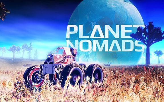 Planet Nomads v0.6.1