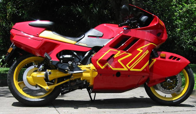 BMW K1 Specification