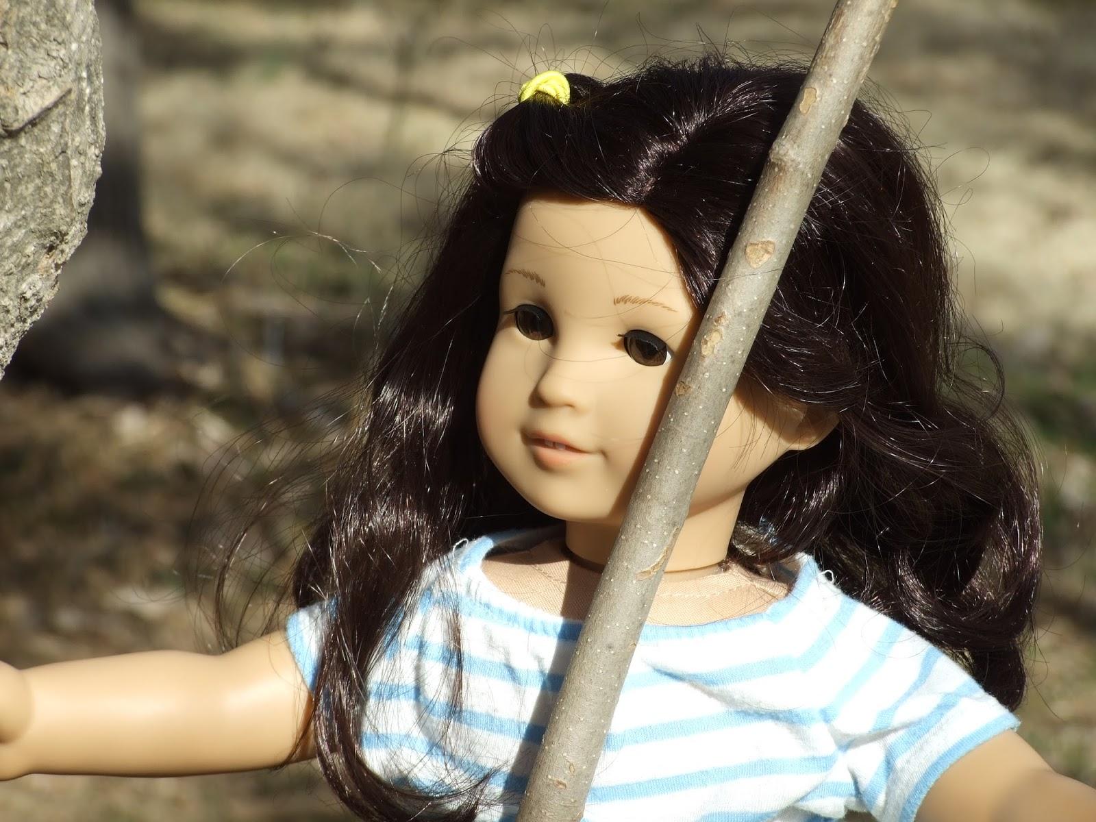 The American Girl Spot Meet My Dolls
