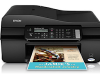 Epson WorkForce 320 driver & software (Recommended)