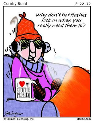 Maxine comics toons