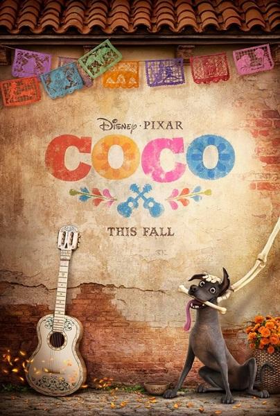 Film Coco 2017