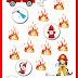 Firefighter Alphabet Game
