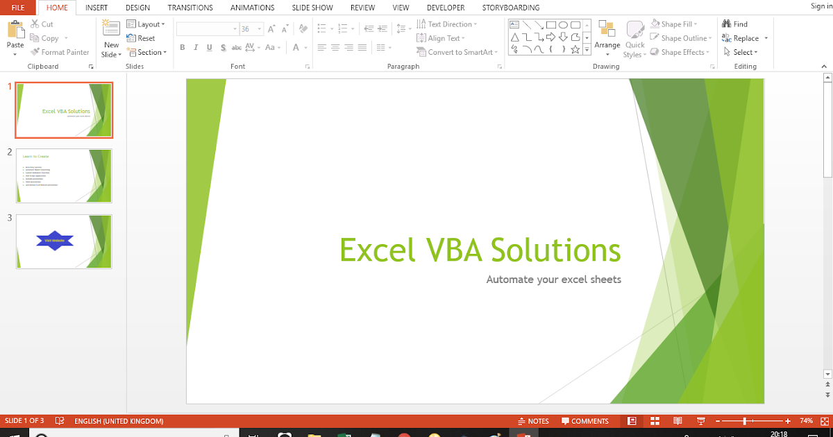 Excel-VBA Solutions: How to Find Names of Objects in a PowerPoint Slide
