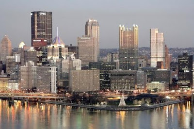 Weekend Getaway to Pittsburgh Pennsylvania