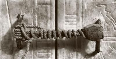 Η πραγματική σφραγίδα του τάφου του Τουταγχαμών
