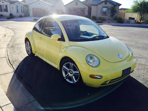 2004 VW New Beetle Turbo